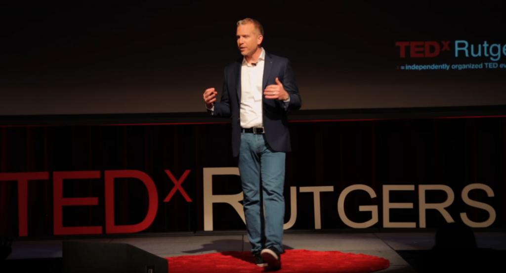 Jonathan Fader TEDx